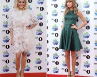 Rita Ora and Taylor Swift wow on BBC Radio 1 Teen Awards red carpet