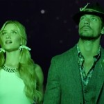 Watch the M&S Christmas ad with Rosie Huntington Whiteley, Helena Bonham Carter & David Gandy now!