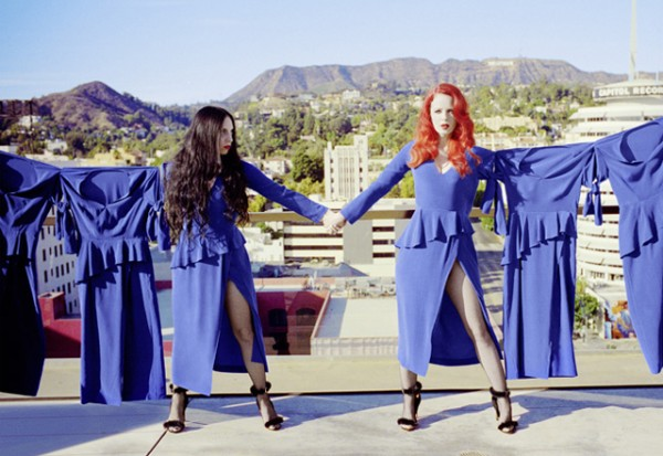 Shirley Manson and  B. Åkerlund for & Other Stories campaign
