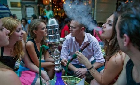 Have you tried the latest Energy Shisha trend?