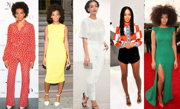 Solange Knowles, we love your style!