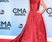 Taylor Swift steals the Country Music Awards show in Elie Saab Couture