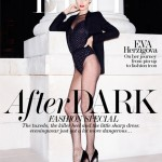 Eva Herzigova stuns on The Edit's new issue