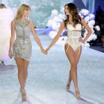 What happened at the Victoria's Secret Fashion Show 2013…