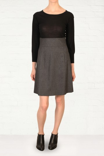 7. SONIA by Sonia Rykiel Cotton and Tweed Dress