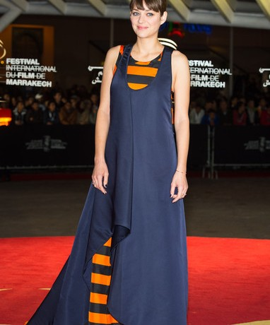 Marion Cotillard is Worst Dressed of the Week in Christian Dior Couture