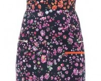 Preen Morgan forget-me-not print dress: Yay or Nay?
