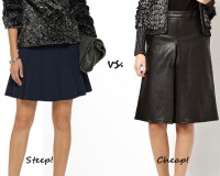 Steep vs. Cheap: The perfect evening cover up