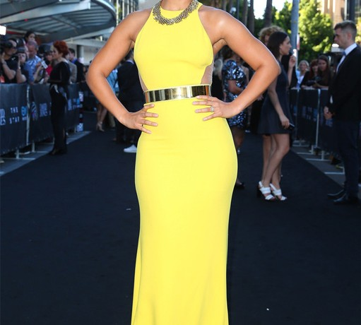 Alicia Keys stuns in Stella McCartney on the ARIA red carpet
