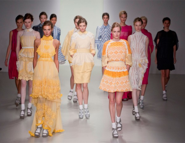 Provisional London Fashion Week schedule released!
