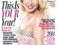 Britney Spears covers InStyle US January, talks Vegas, babies and body aches