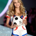 Cara Delevingne was the most Googled fashion name of 2013