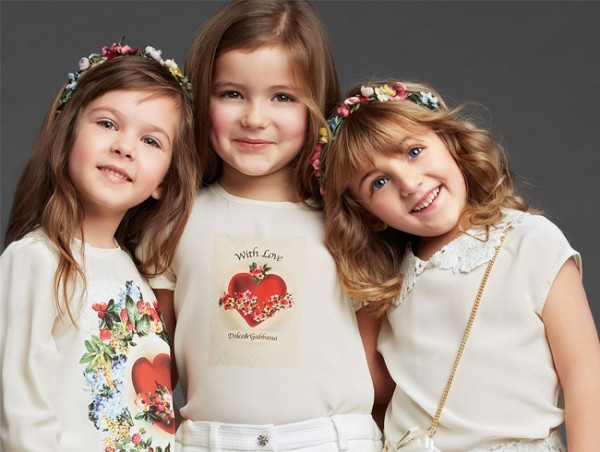 Dolce and Gabbana open children's store in London's Sloane Street