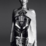 Erykah Badu poses with other 'women of colour' for Givenchy's SS14 ad campaign