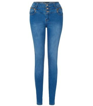 Classy Comfort: Stylish Ways to Wear High Waisted Jeans