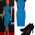 Get Jessica Ennis Hill's Victoria Beckham look