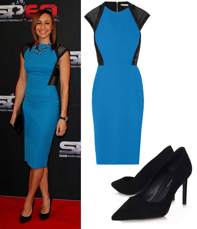 jessica-ennis-hill-victoria-beckham-dress