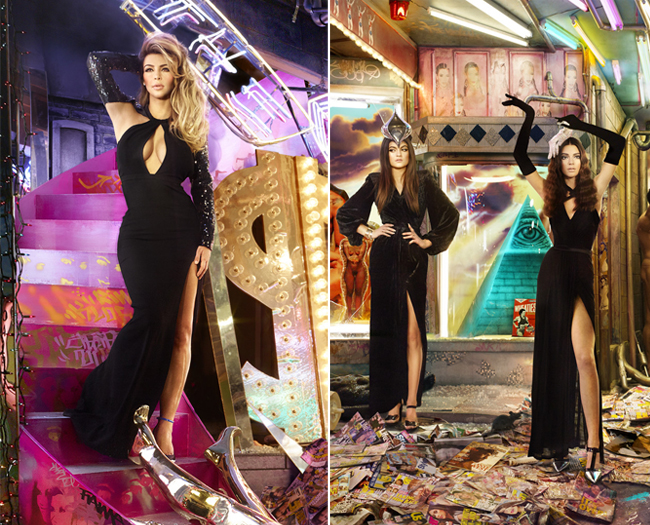 kardashian-christmas-card-2013-1