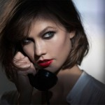 Karlie Kloss stars in Tamara Mellon's 'High Heels and Sharp Knives' ad