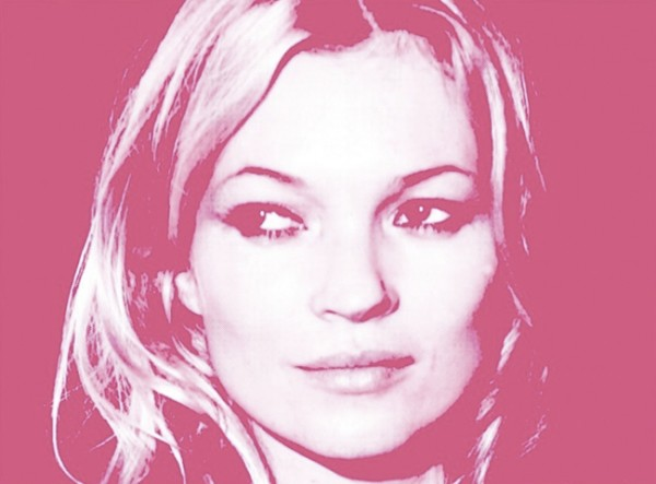 Russell Marshall celebrates Kate Moss's 40th birthday with retrospective