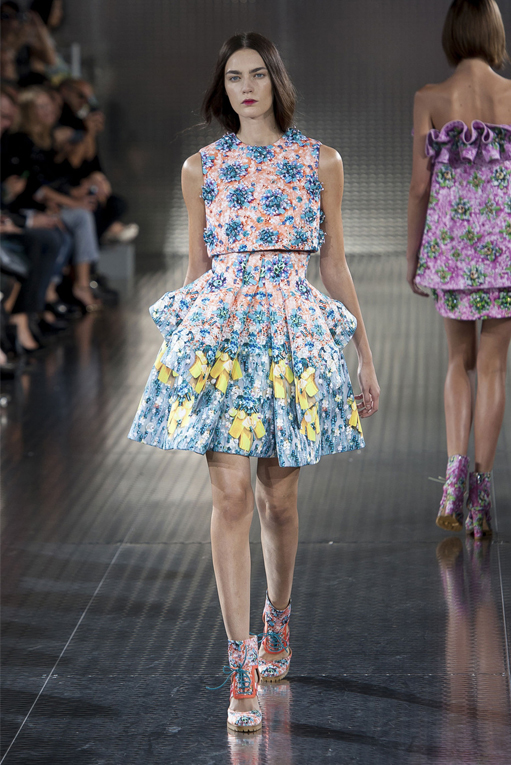 See who joins Mary Katrantzou and House of Holland in BFC/Vogue Fashion Fund shortlist