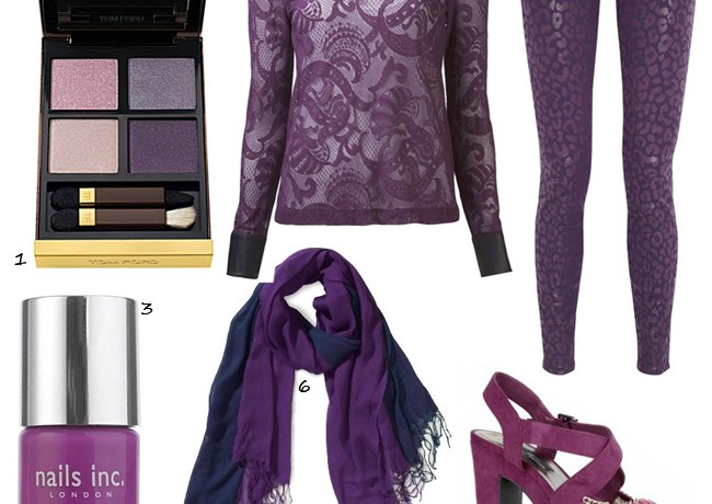 Six ways to wear the Pantone 2014 colour of the year!