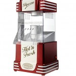 Gift of the Day: Retro Series hot air popcorn maker
