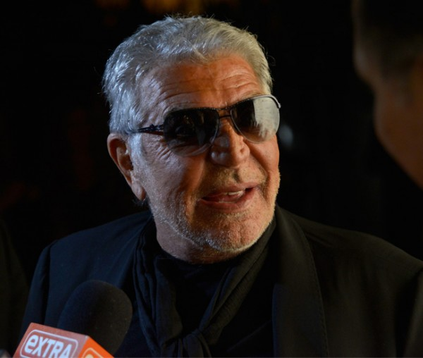 Roberto Cavalli wants Michael Kors to stop copying him…