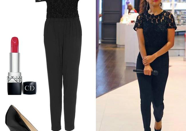 Get Selena Gomez's Topshop jumpsuit look