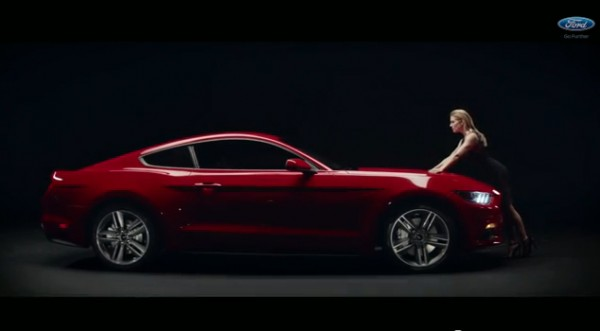 Sienna Miller advertises cars now, too