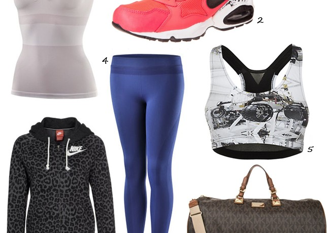 Six stylish sportswear pieces that will make you WANT to go to the gym!