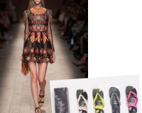 Valentino collaborates with Havaianas!