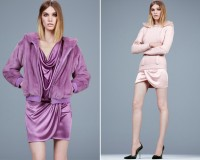 Versace's toned down pre-fall 2014 collection