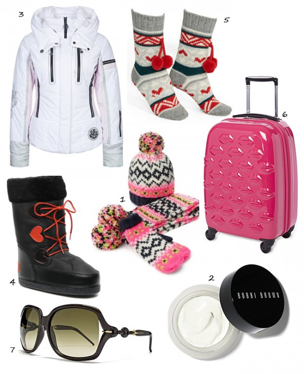 Winter holiday essentials!