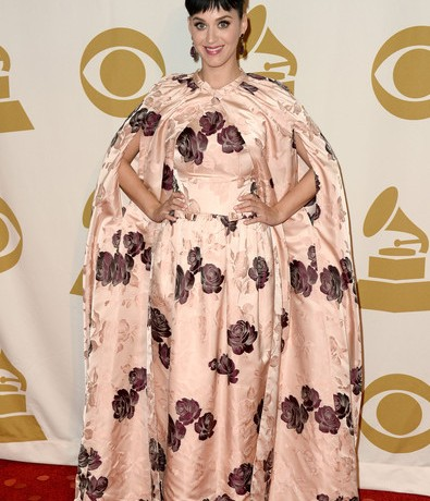 Katy Perry is Worst Dressed of the Week in Dolce & Gabbana