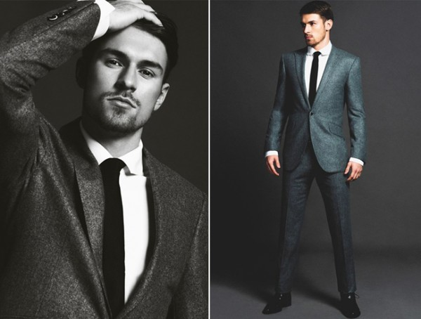 Arsenal's Aaron Ramsey signs to Elite, wants to work with Tom Ford