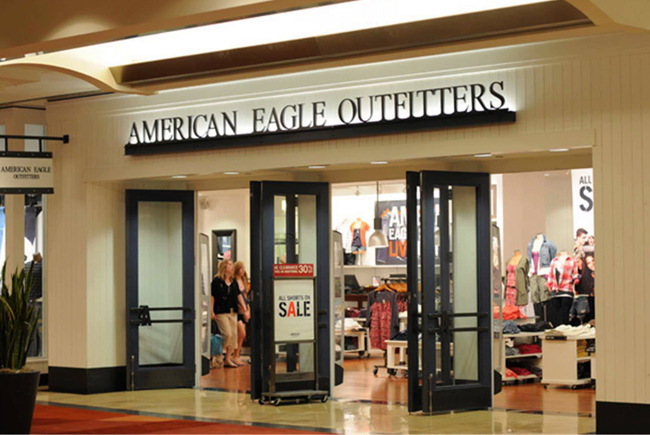 American Eagle loses its CEO