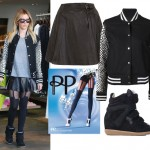 Get Ashley Tisdale's super-fun multi-trend look