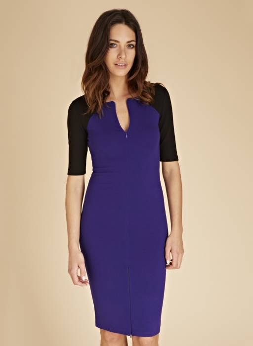 baukjen carlisle shift dress