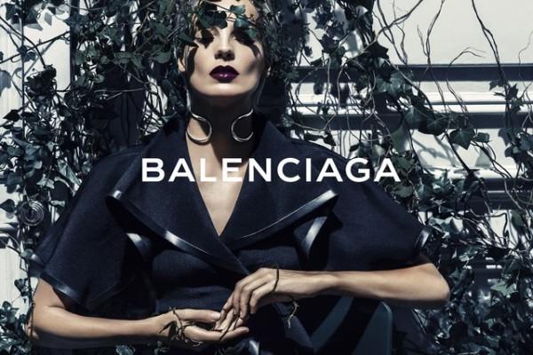 Alexander Wang taps Daria Werbowy for Balenciaga
