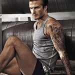 How you can be involved in David Beckham's H&M bodywear Super Bowl ad…