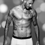 David Beckham and H&M taking over the Super Bowl