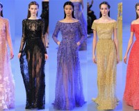 Couture Fashion Week highlights from Elie Saab, Armani Prive and Valentino