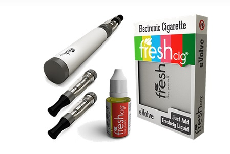 Win… one of three electronic cigarette starter kits!