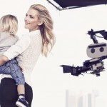 Kate Hudson's boys join her in new Ann Taylor ad campaign