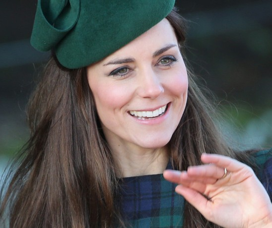 Kate Middleton gets 'Britain's Top Beauty Icon' award for the third consecutive year!