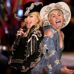 Is the Madonna-Miley collaboration another justification of over sexualisation?