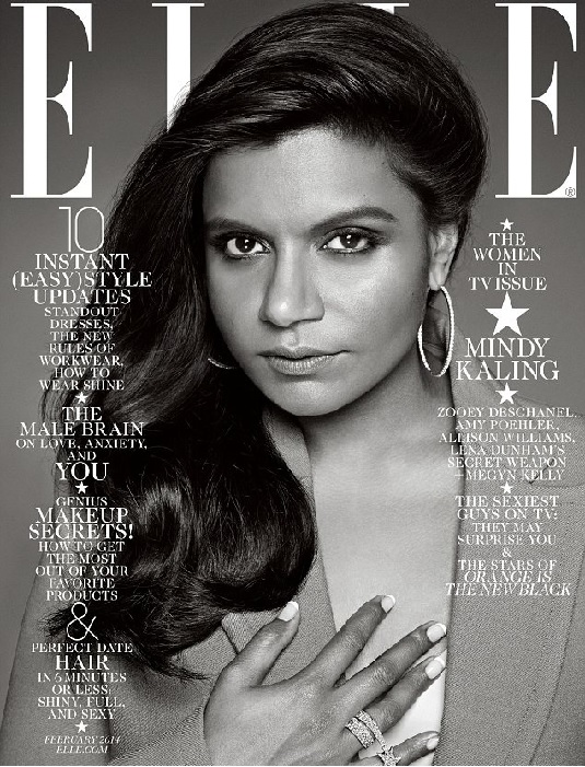Are we overreacting to Mindy Kaling's Elle US cover?
