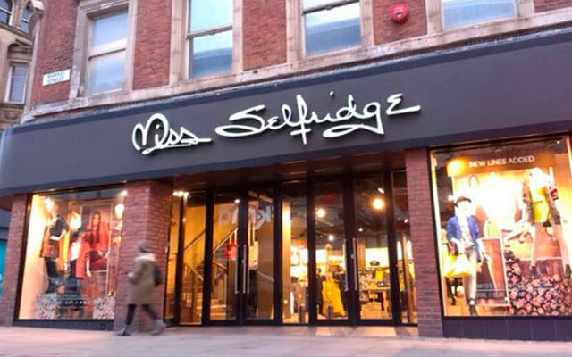 miss selfridge manchester