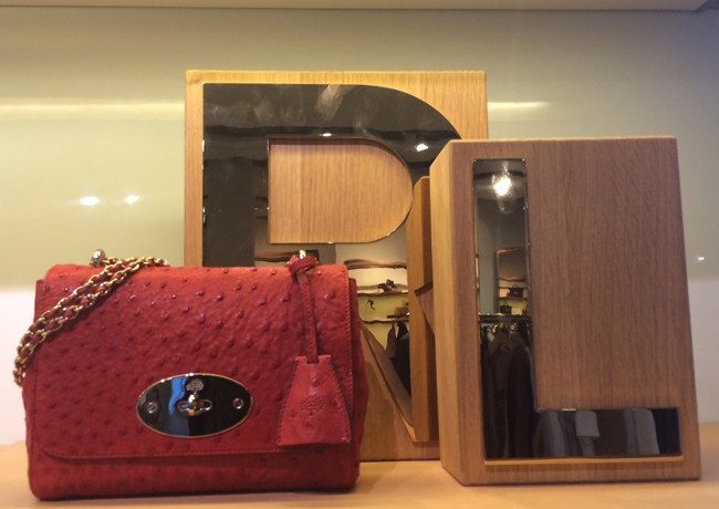 Highlights from the Mulberry autumn & winter 2014 press day